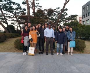 국제공동연구 수행을 위한 연구자 방문
